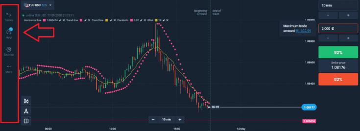 bināro opciju tirdzniecības platformu reitings
