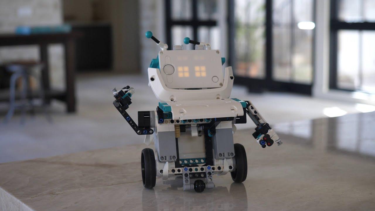 tirdzniecības termināla robots