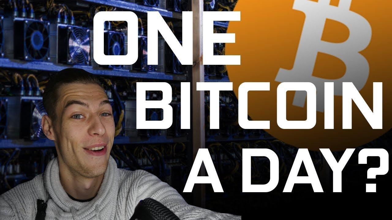 kā iegūt 1 bitcoin)