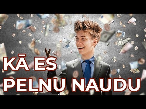 youtube kā nopelnīt naudu)