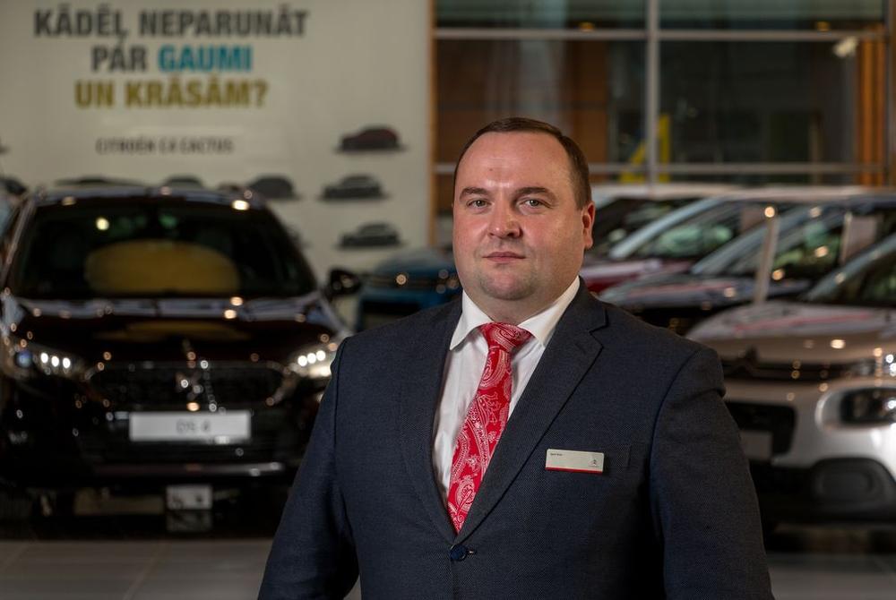 Newsec darbojas kā konsultants tirdzniecības centra pārdošanā Liepājā