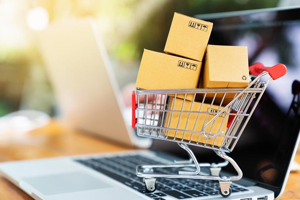 ieņēmumi no iepirkšanās internetā)