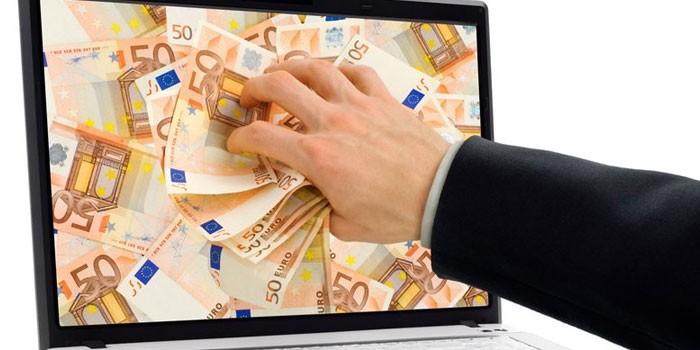 ienākumi ieguldot internetā)