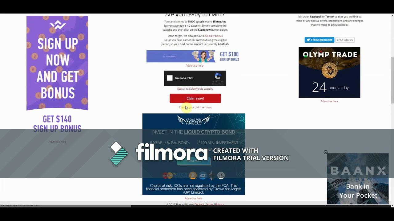 bitcoin kā nopelnīt video pārskatus