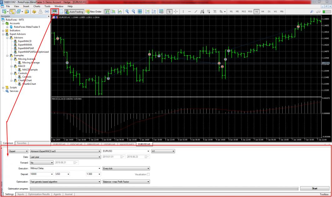 MT5 ieteikumu tirdzniecības signāli pērkot opciju 1 sekunžu laikā