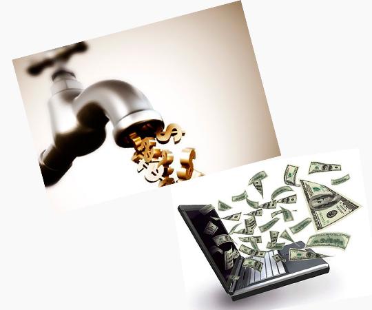 pasīvie ienākumi, lai nopelnītu internetā