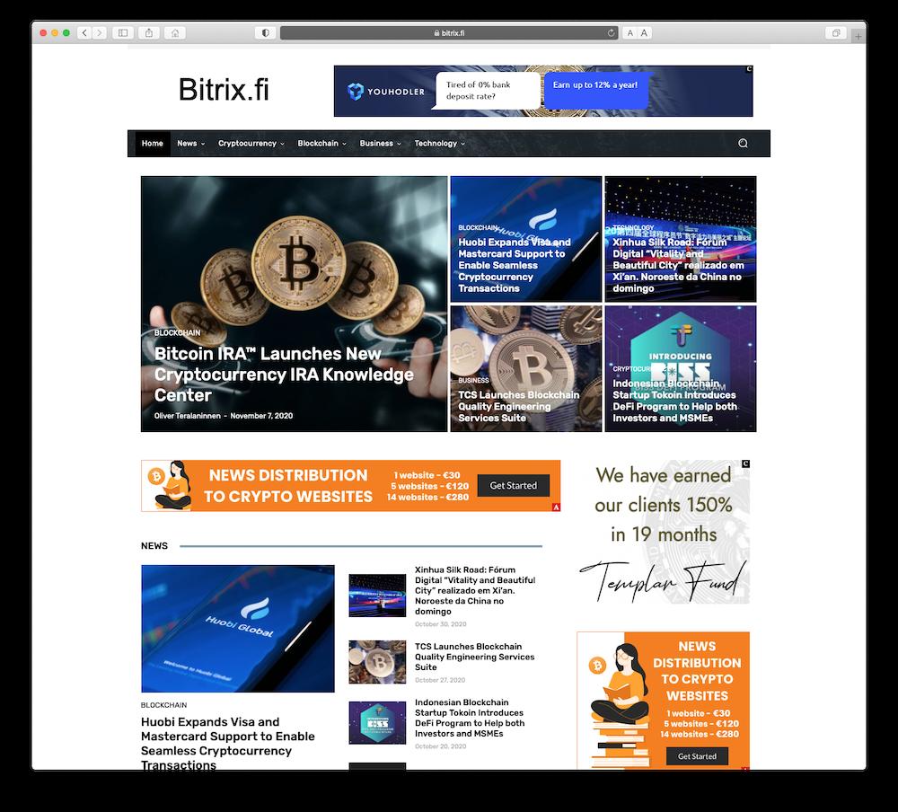 bitrix bitcoin)