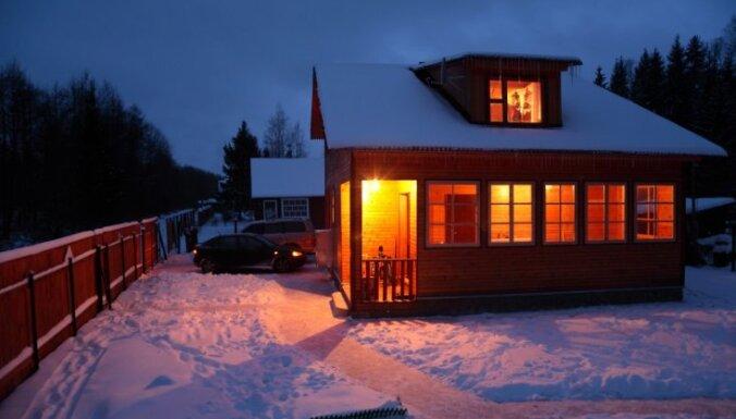 Caur ērkšķiem uz savu māju. Pieredzes stāsts par mājas būvniecību - DELFI