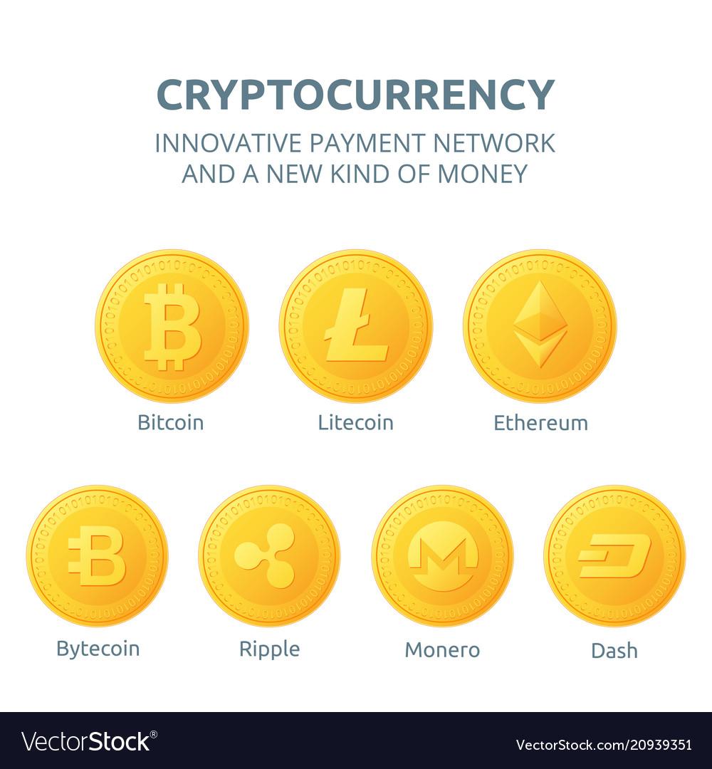 bitcoin ethereum litecoin ripple