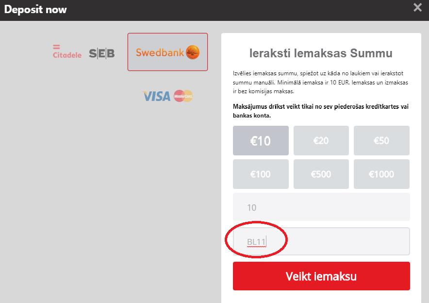 kā nopelnīt naudu internetā bez pirmās iemaksas