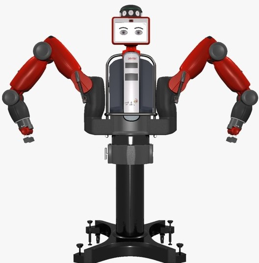 bināros signālus un robotu)