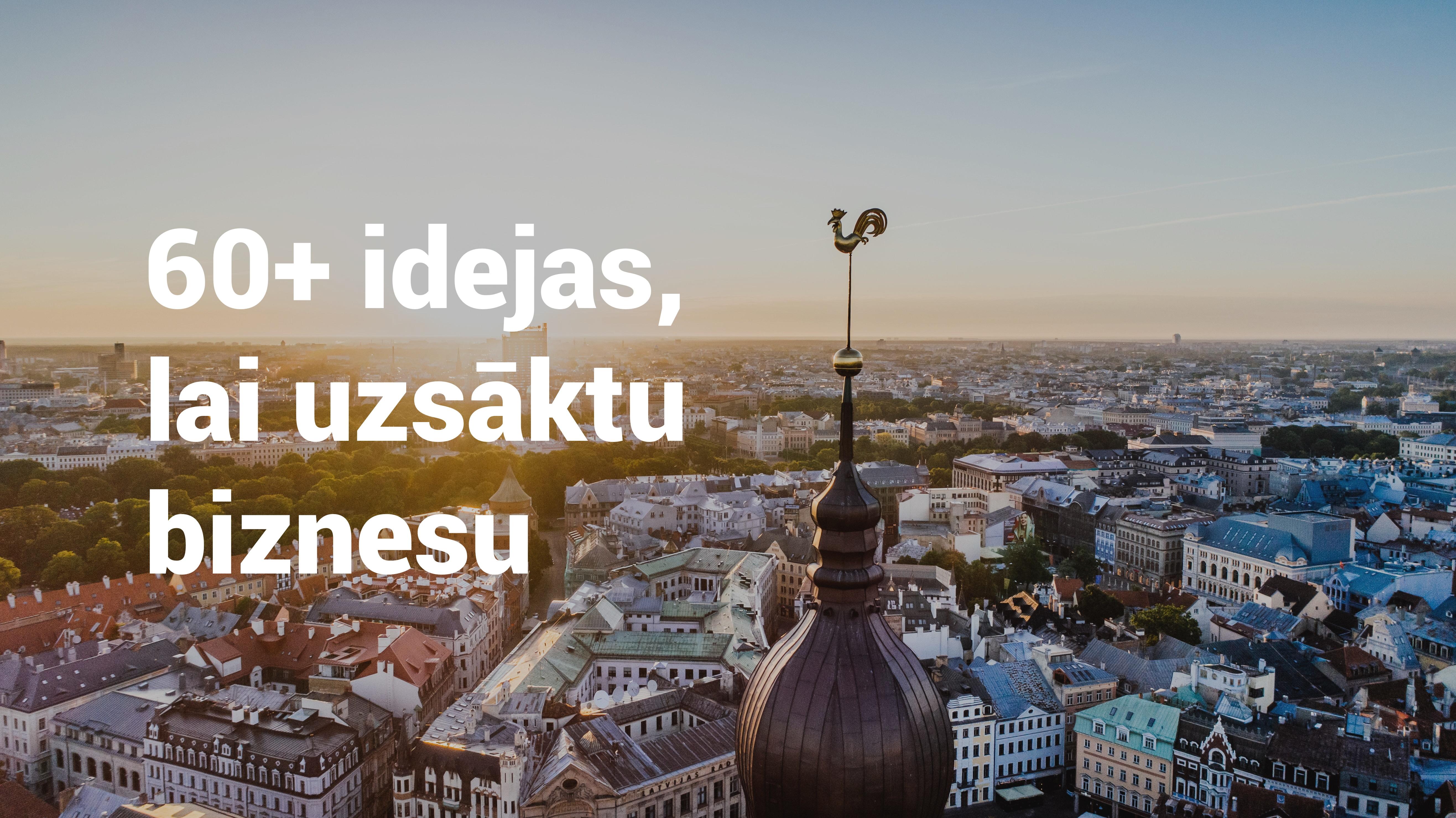 biznesa iespējas)