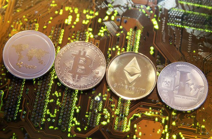 Es gribu bitkoinu