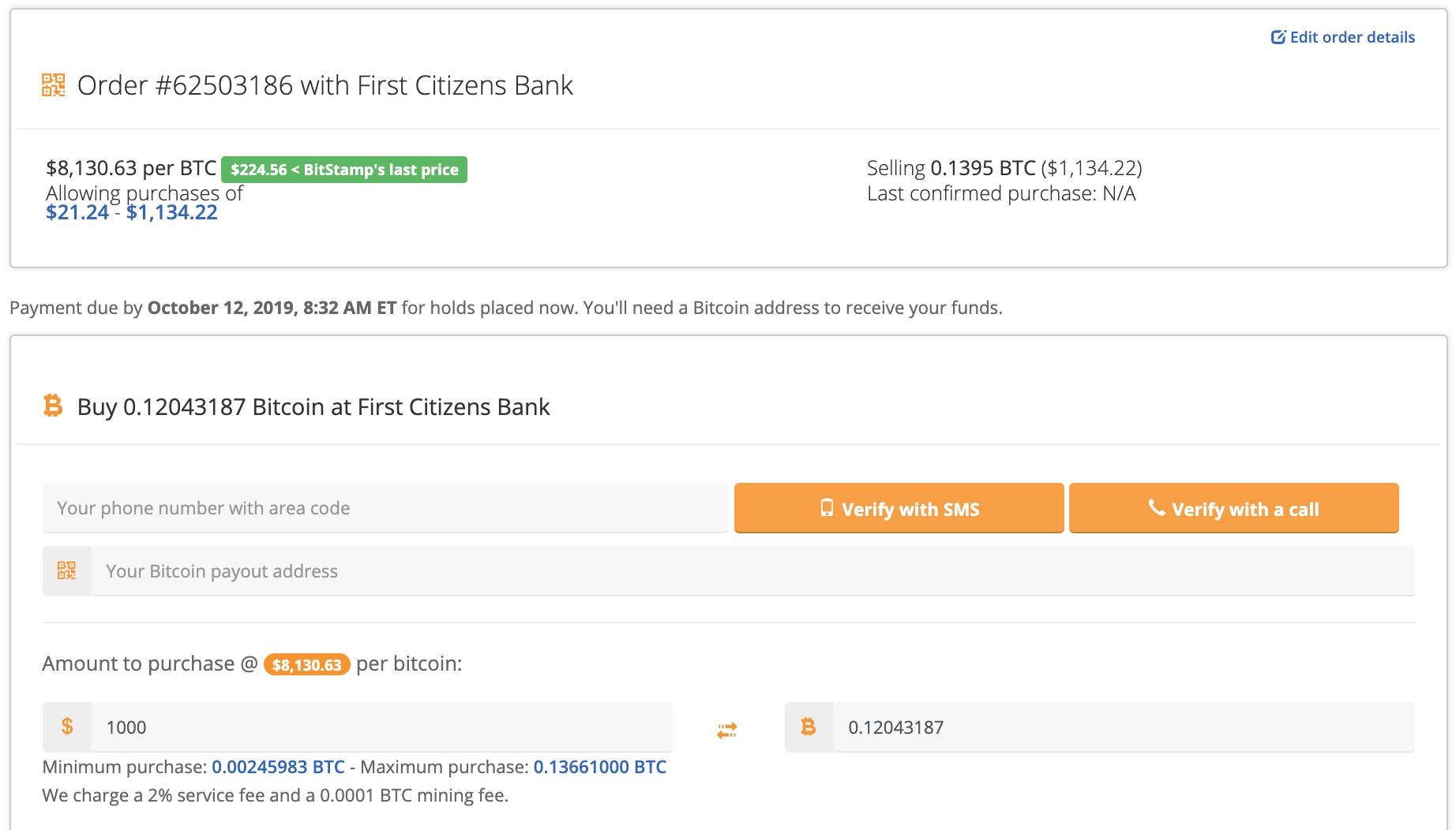 kā iegūt bitcoin adresi