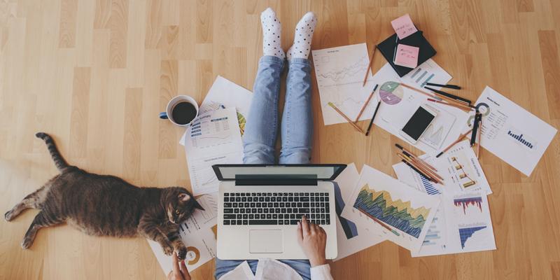 Darbs mājās, jeb kā pelnīt naudu Internetā?