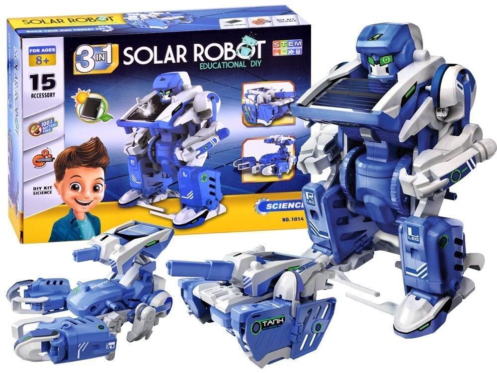 tirdzniecības robots darbā)
