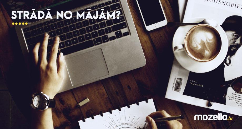 Intervija: No bezdarbnieka līdz interneta biznesmenim ar peļņu eiro mēnesī!