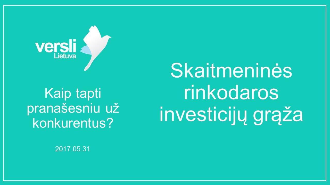 investīciju investīciju internets)