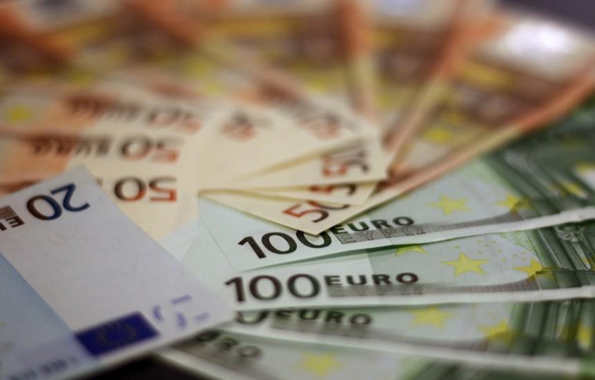 naudas pārvaldības pieaugums dienā