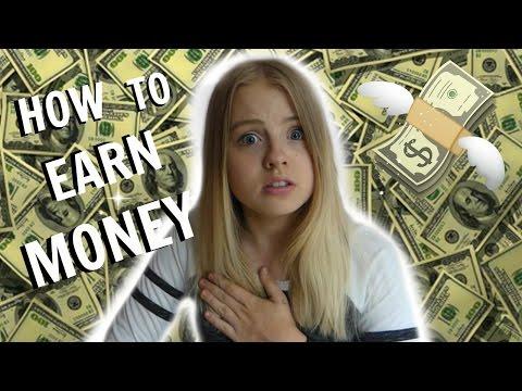 roku darbs, kā jūs varat nopelnīt naudu)