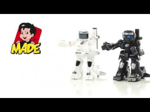 tirdzniecības roboti rada