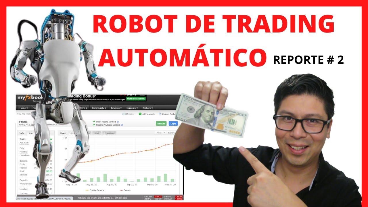tirdzniecības robots rakstīt)