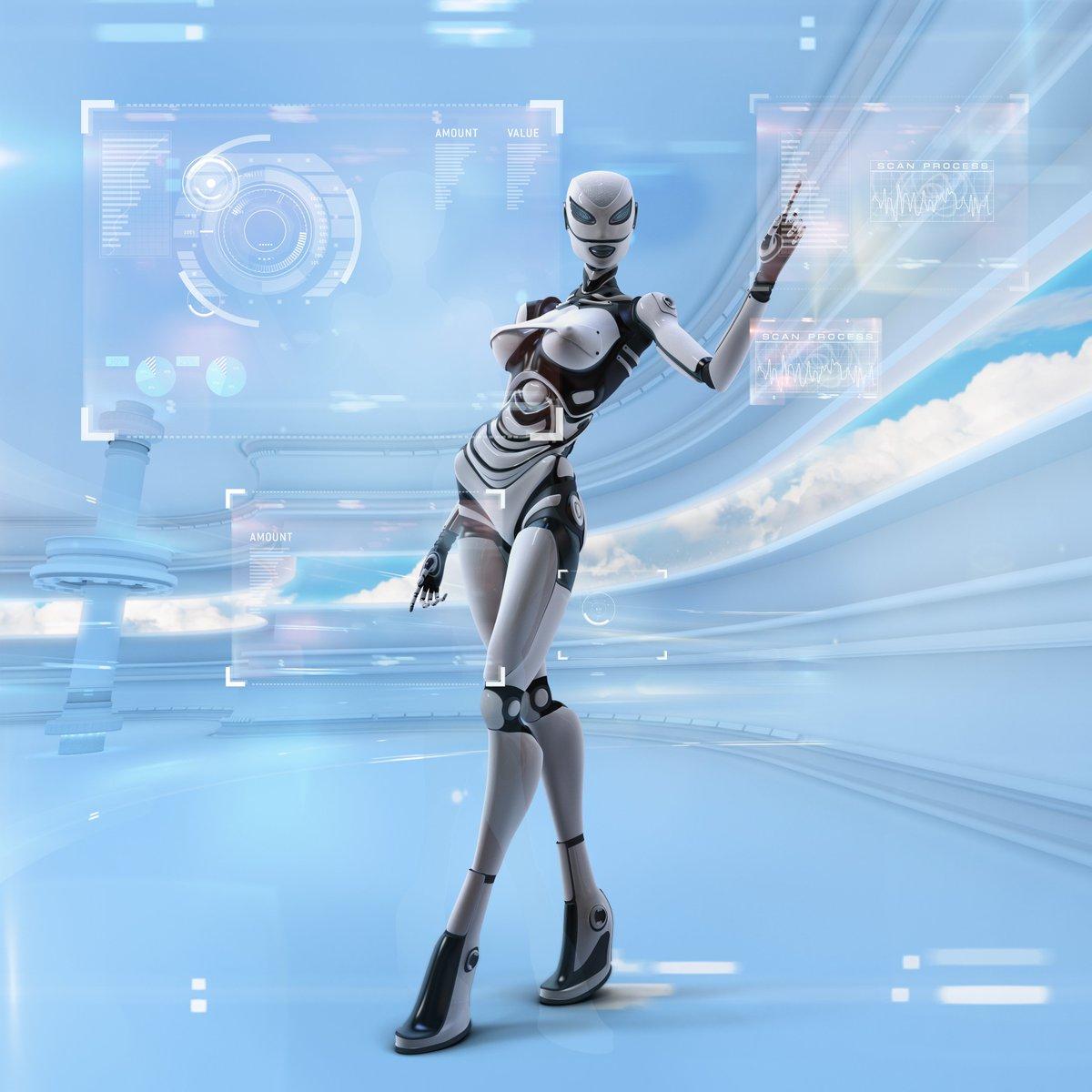 tirdzniecības robotu konsultants)