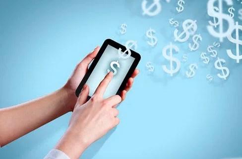 nopelnīt reālu naudu no sava mobilā tālruņa)