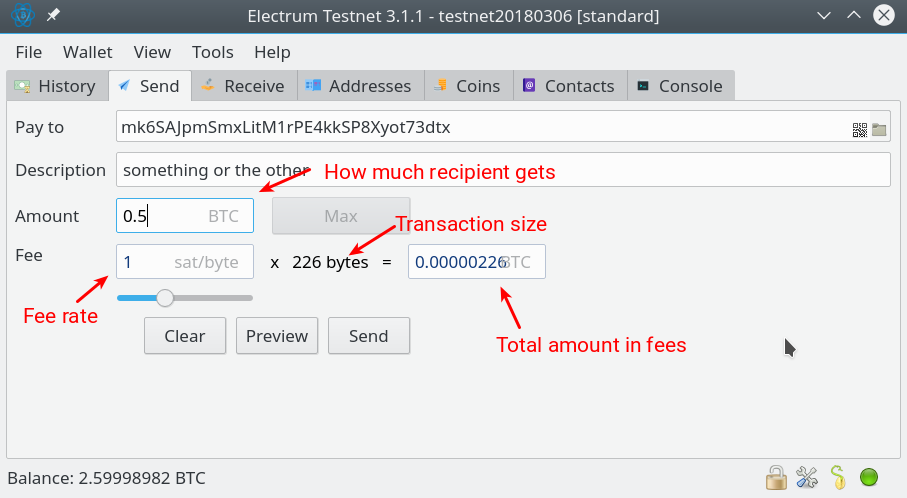 kur iegūt bitcoin adresi