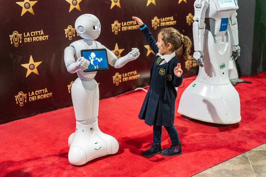 tirdzniecības robotu vadība