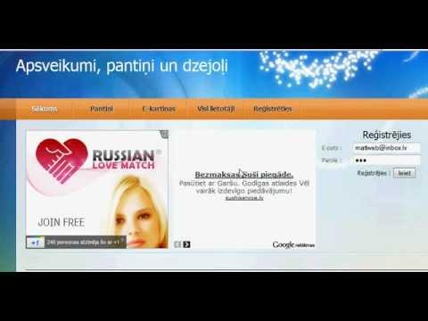 video kurss pelna naudu internetā)
