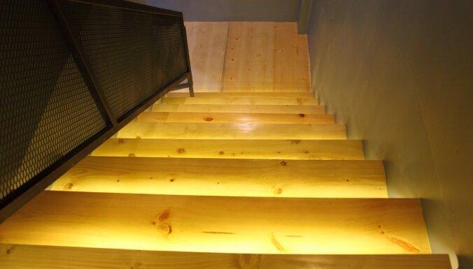 opcijas kāpnes demo kontu)
