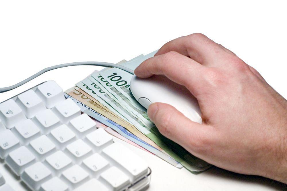 interneta investīciju bizness
