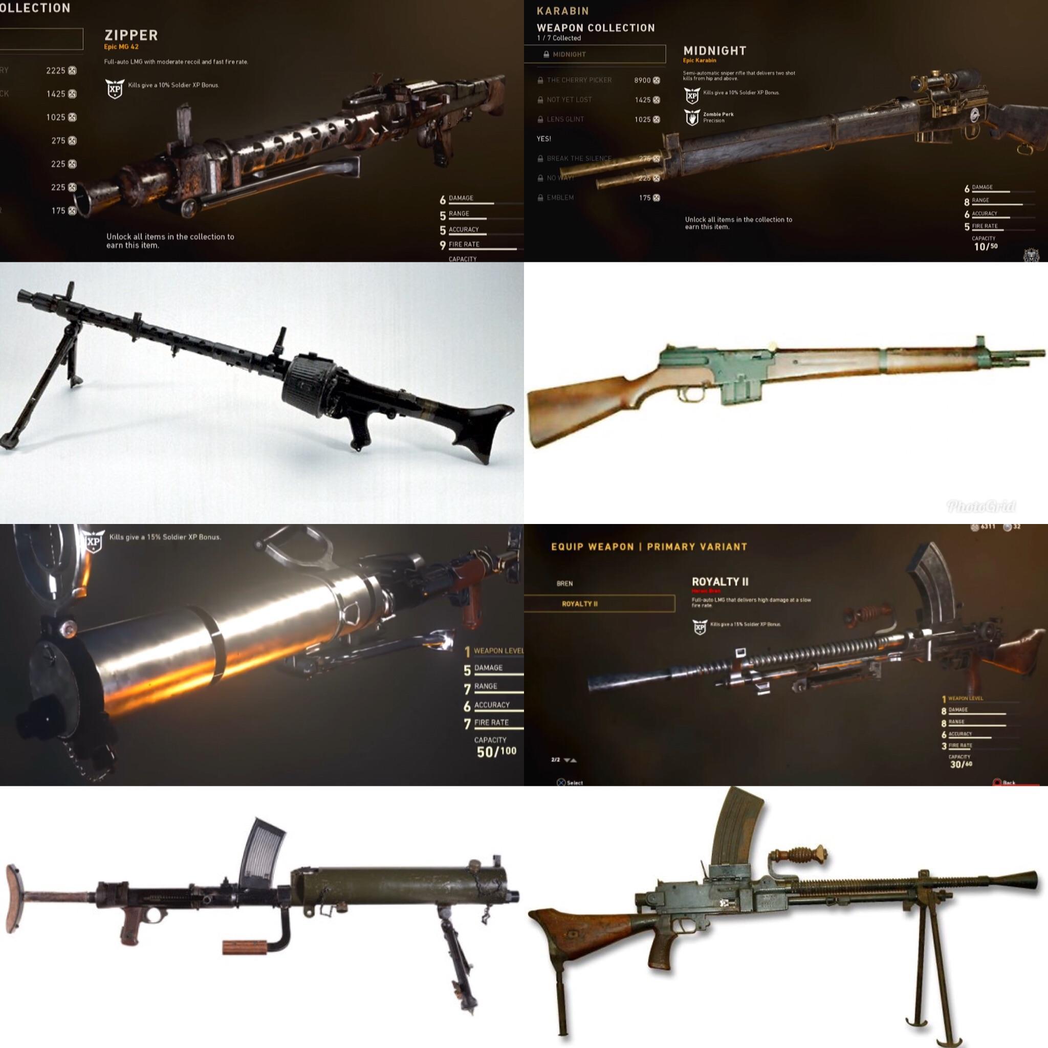 4 variants)