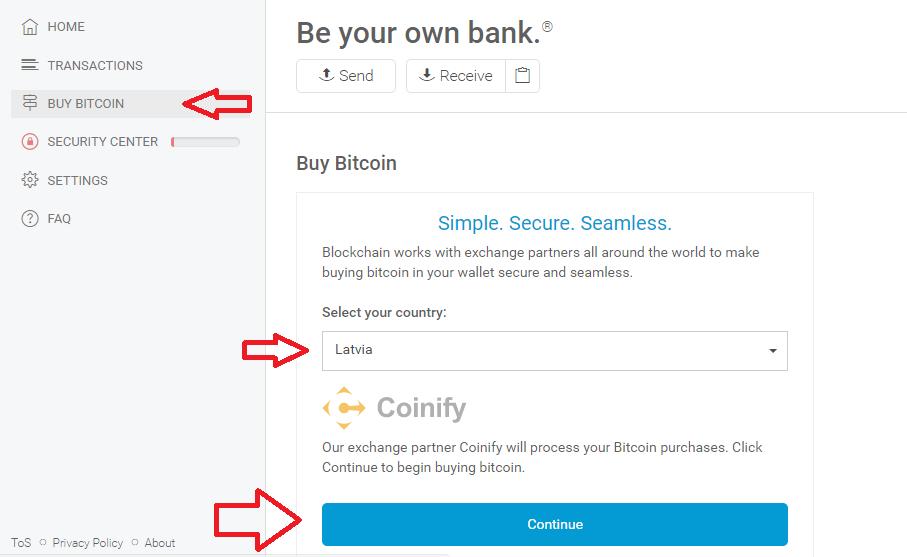 nopirkt bitcoin bez komisijas maksas