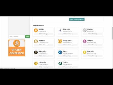 bitcoin generator instruments, kā nopelnīt naudu