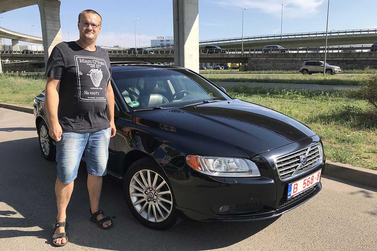 automašīnu tirdzniecība pēc pasūtījuma)