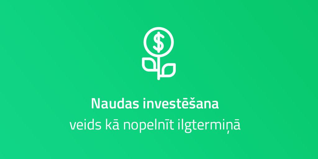 Ieguldījumu konts - Swedbank