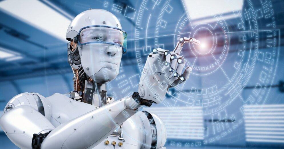 kā pats izveidot robotu konsultantu