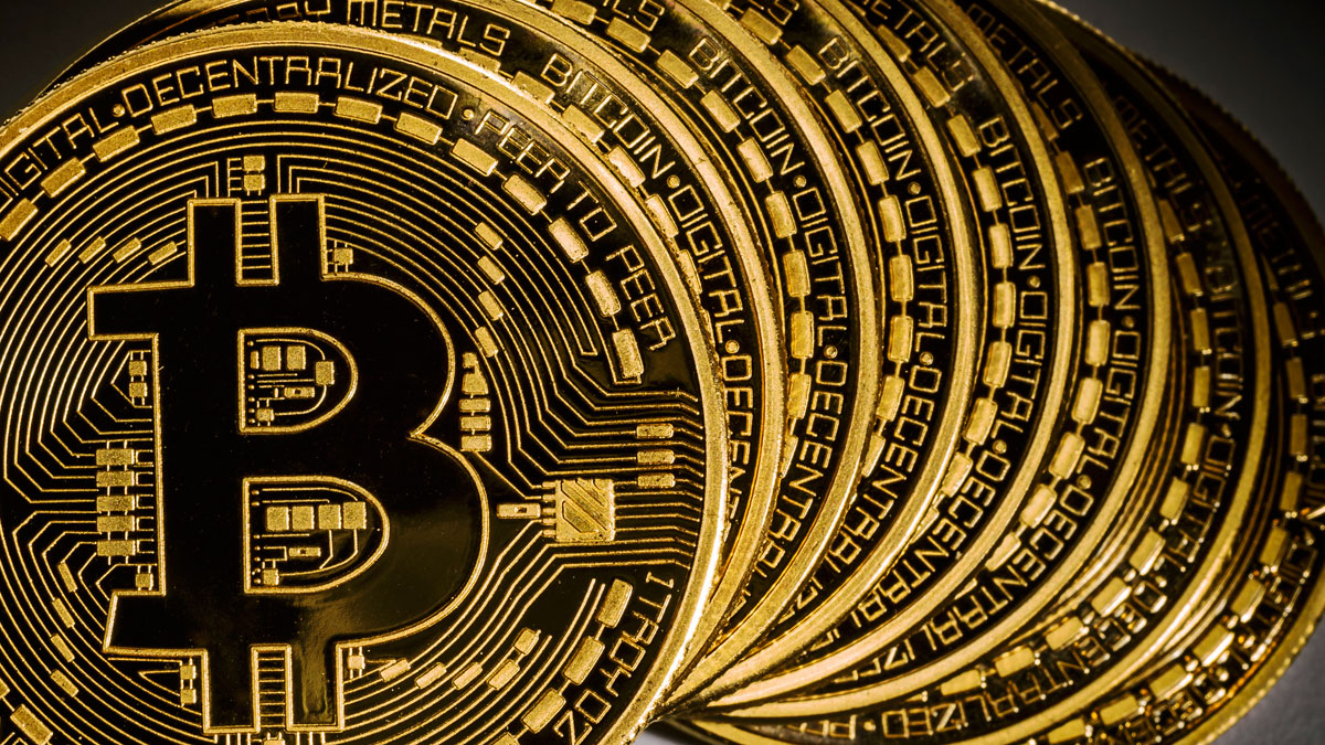 bitcoin burbulis
