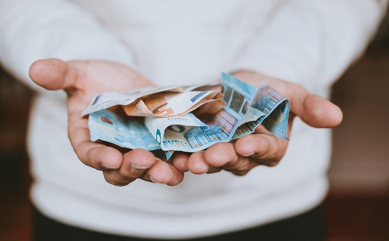 papildu ienākumu nauda)