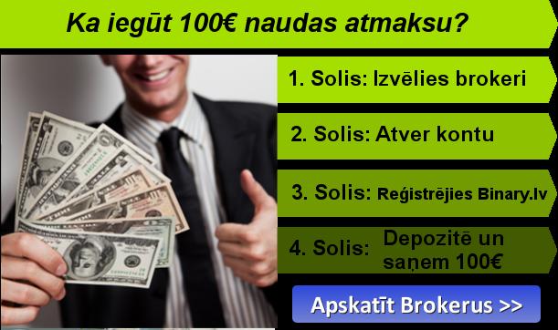 bināro opciju 100 bonuss)