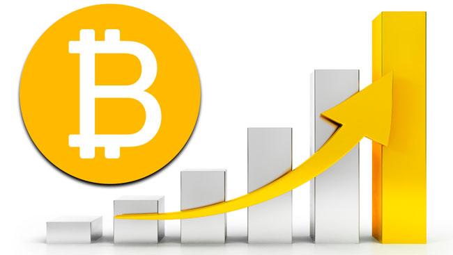 bitcoin likme pieaug