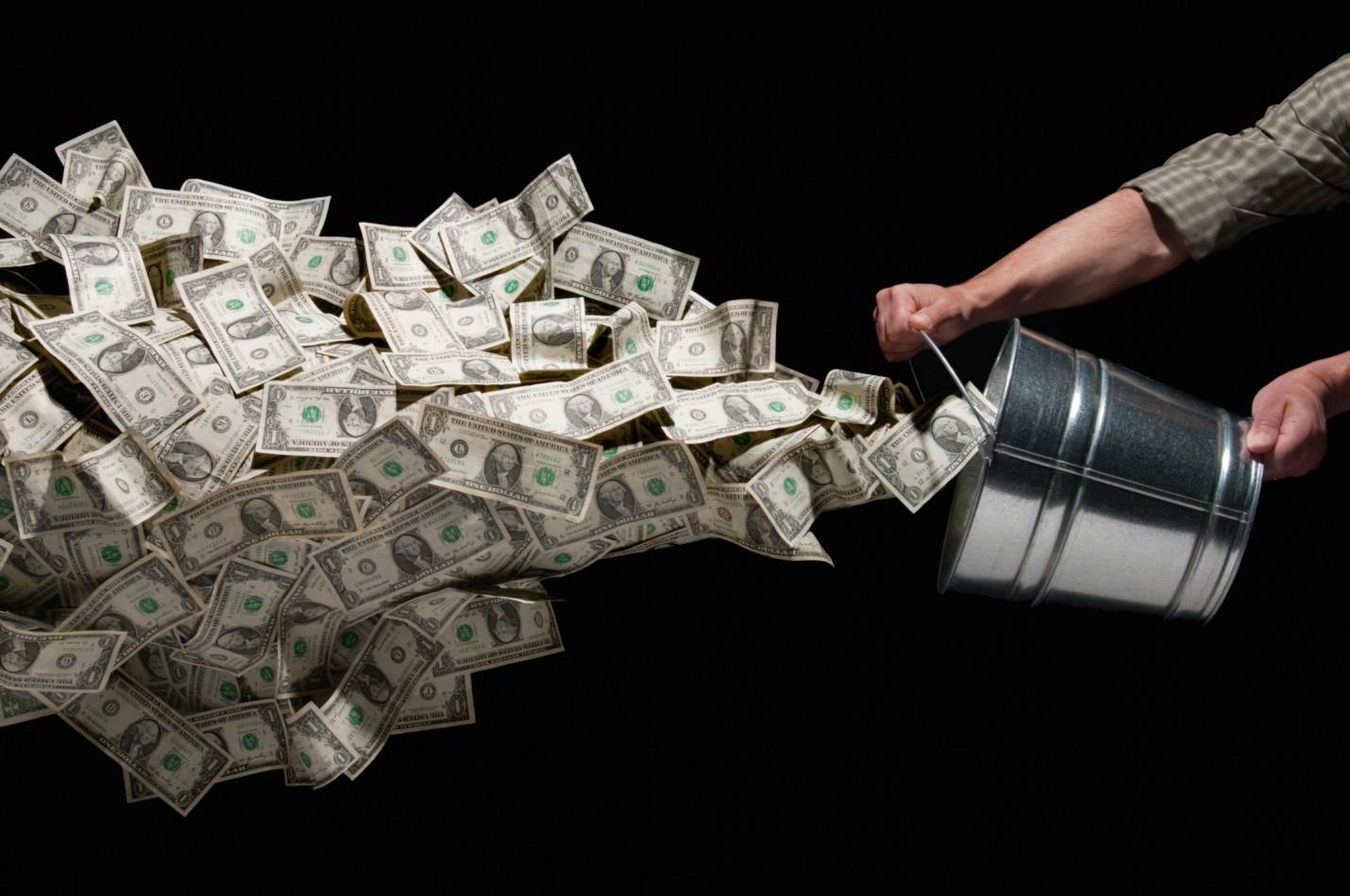 kā veikt dažas naudas iespējas