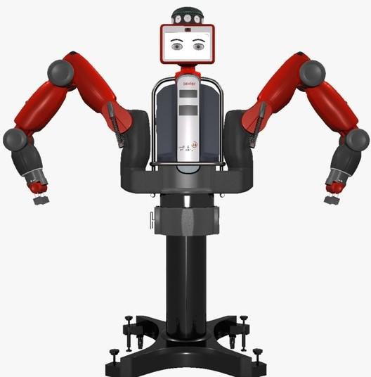 pārskatīt bināro robotu