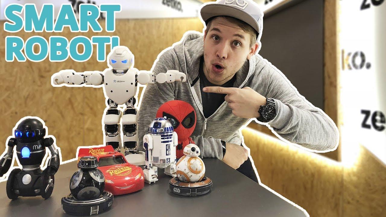 roboti tirdzniecībai biržā)