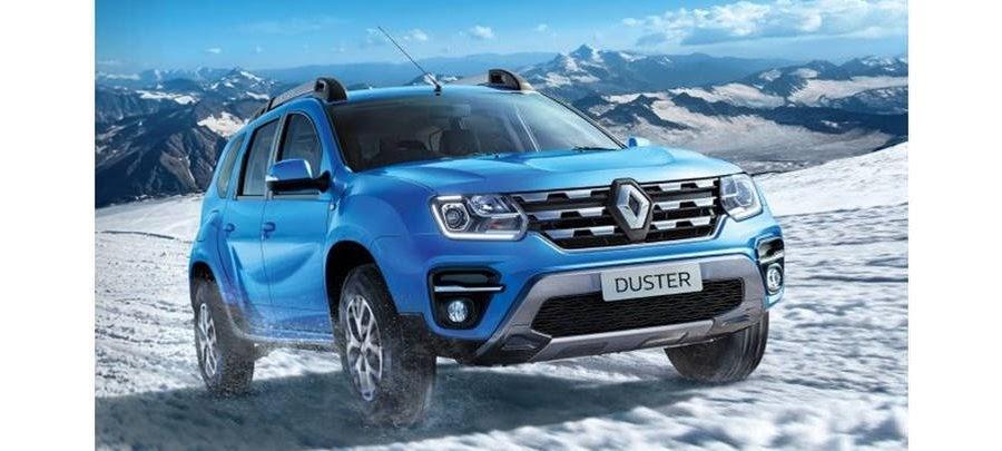 nopirkt Renault Duster tirdzniecībai)