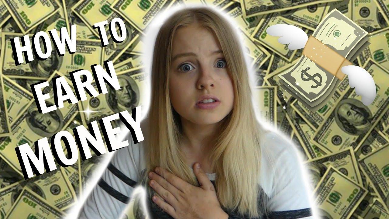 Kā mēs varam nopelnīt naudu no amatiem un skatīšanās uz YouTube