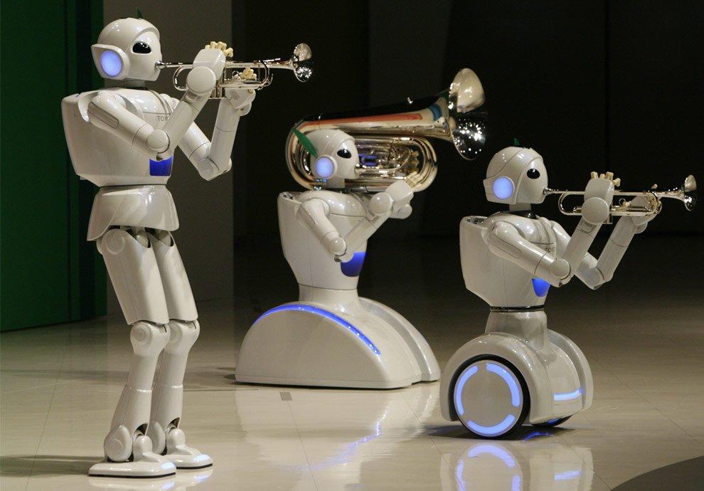 tirdzniecības roboti rada)