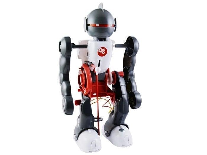 tirdzniecības robota pārskats